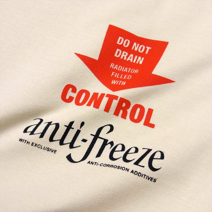 overtakers anti-freeze t-shirt