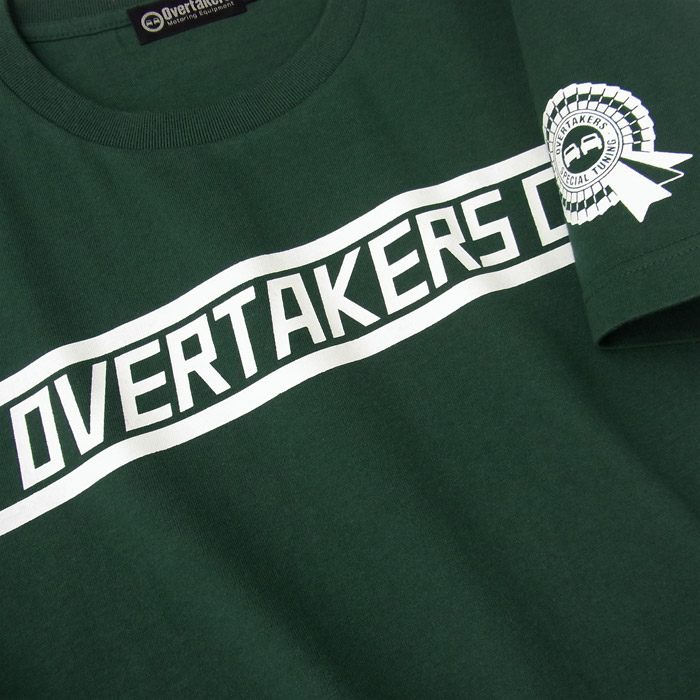 overtakers co. t-shirt