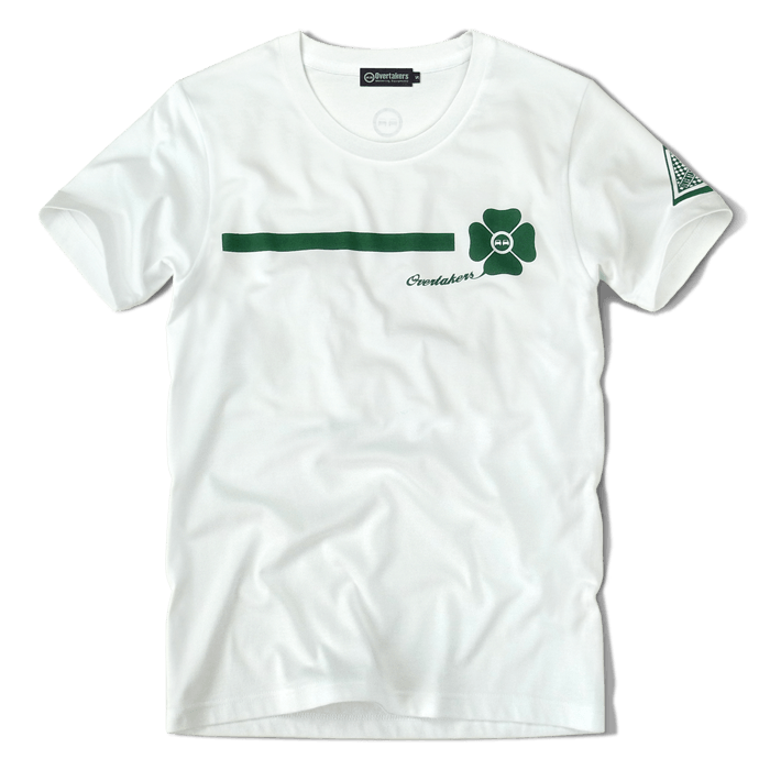 overtakers veloce t-shirt