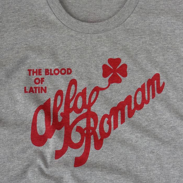 overtakers alfa-roman t-shirt
