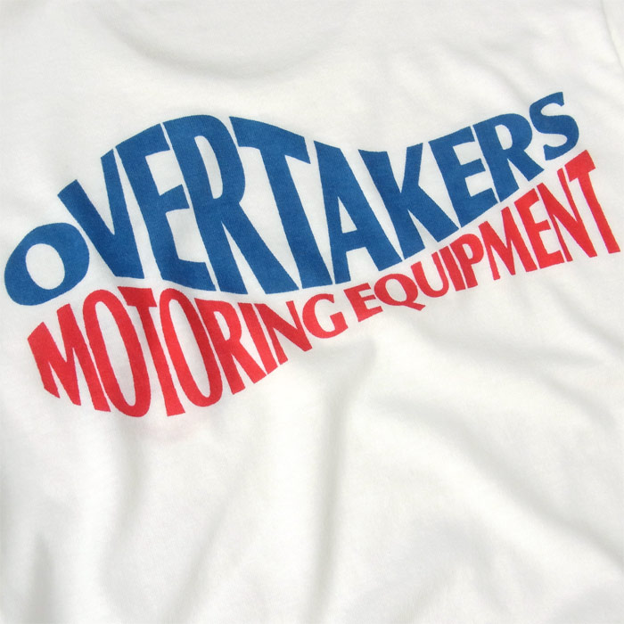 overtakers trip-drop t-shirt